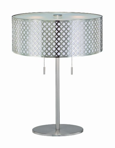 lite-source-ls-21519ps-netto-table-lamp-polished-steel-with-net-metal-shade-with-white-polished-stee