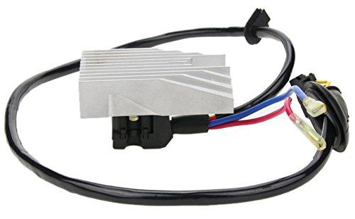(Bapmic 1248212151 A/C Fan Heater Blower Motor Resistor Regulator for Mercedes W124 E300 E320 E420)