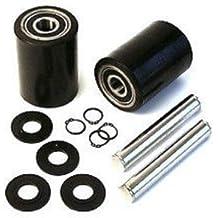 """Jet """"J'' Models Pallet Jack Load Support Wheel Kit(Load Wheels, Hardware, Axles)"""