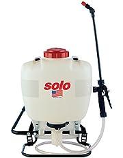 Solo, inc. 425 4-Gallon Professional Piston Backpack Sprayer