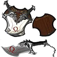 Twin Blade Short Dagger Inspired by God of War