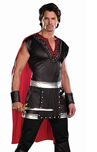 [Dongya Men's Cosplay Costume Adult Centurion Clothes] (Costumes Centurion)