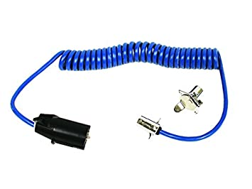 Amazon.com: Blue Ox BX88254 7-Wire to 4-Wire Coiled Electrical ...