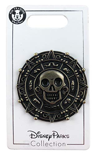 - WDW Trading Pin - Pirates of the Caribbean - Pirate Coin