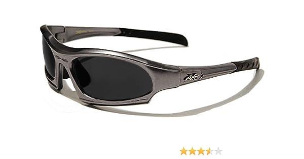 X-Loop Gafas de Sol - Modelo Deportivo - Gafas de Sol / Padel / Ciclismo - X-Loop Arctic