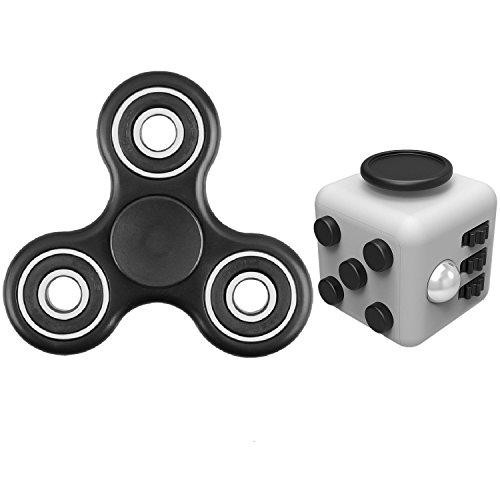 Wild Tribe Fidget Cube Spinner