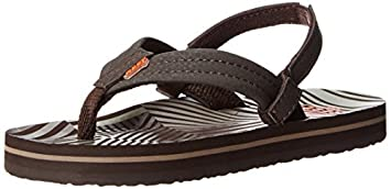 d05f4c7f9d2a Image Unavailable. Image not available for. Color  Reef Ahi Flip-Flop ( Toddler Little Kid Big ...