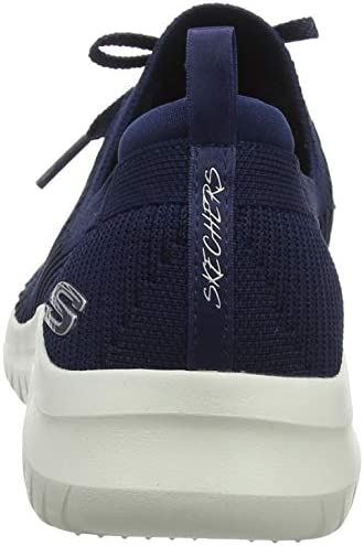 Skechers Damen Ultra Flex 2.0 Flash Illusion Sneaker: Amazon