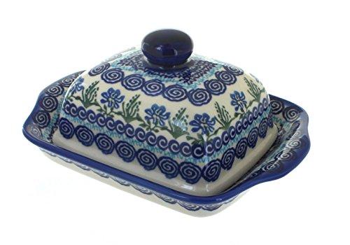 (Polish Pottery Charleston Butter)