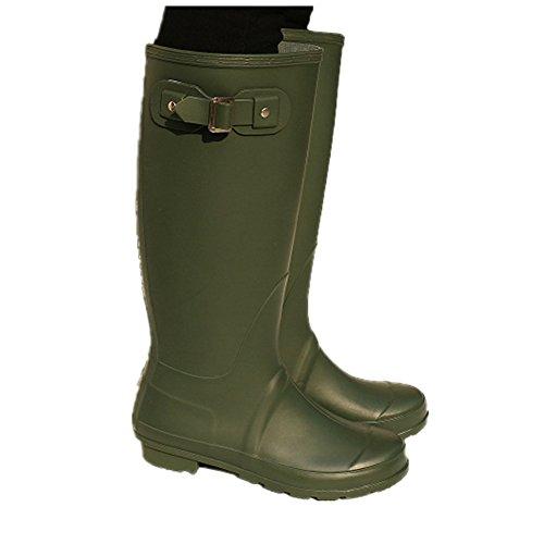Dark AVGe Women's Green AVGe Green Dark Boots Women's Boots AVGe Hq651tOxwU