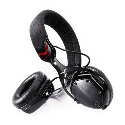 41CM%2BJis ML - V-MODA Crossfade M-80 Vocal On-Ear Noise-Isolating Metal Headphone (Shadow)