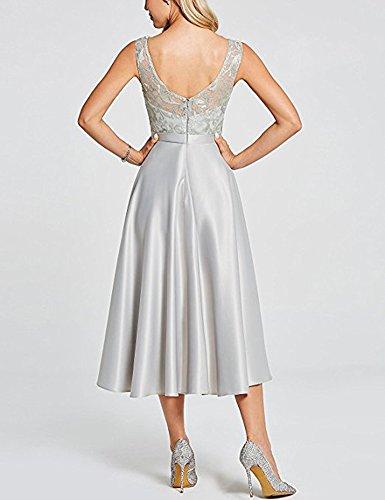 the Kleid Leader Damen Beauty of A Navy Linie YqYnrR51tw
