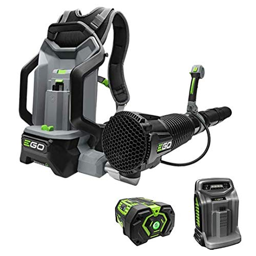 EGO 145 MPH 600 CFM 56-Volt Lithium-ion Cordless Backpack Blower with 7.5Ah Battery and Charger Included