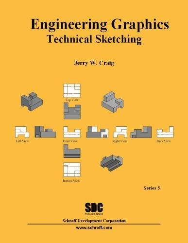 Engineering Graphics Technical Sketching (Series 5) Perfect Paperback – May 1, 2007