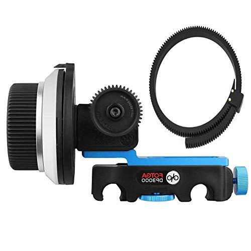 Foto4easy DP3000 M3 DSLR Follow Focus Quick Release Clamp +