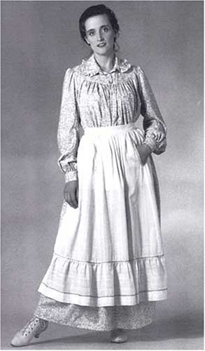 46678017c1 Prairie Dress and Nightgown Pattern Folkwear 201 Ajustable for all ...