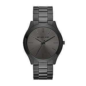 Michael Kors Slim Runway Men's Dress Wrist Watch