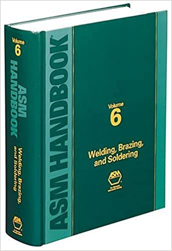 Amazon asm handbook volume 6 welding brazing and asm handbook volume 6 welding brazing and soldering asm handbook 10th edition fandeluxe Images
