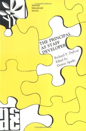 The Principal As Staff Developer