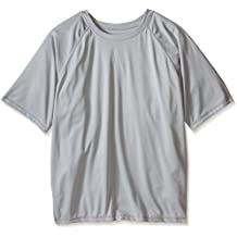 [Sponsored] Kanu Surf Men's Big Extended-Size UPF 50+ Solid Rashguard Swim Shirt