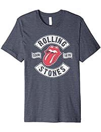 Mens The Rolling Stones Tour 1978 T-Shirt