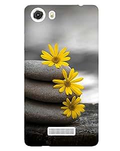 Webplaza Micromax Unite Q 372 Back Cover Designer Hard Case Printed Cover