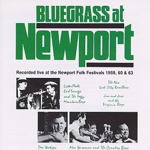 Bluegrass at Newport