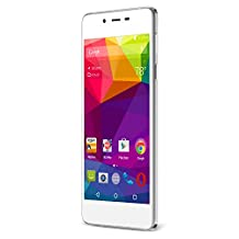 BLU Vivo Air LTE Factory Unlocked Phone-Retail Packaging-White (Canada Compatible) (Discontinued by Manufacturer)