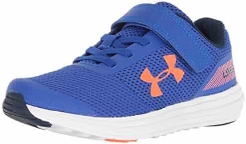 Under Armour Boys' Pre School Surge Rn Alternate Closure Sneaker