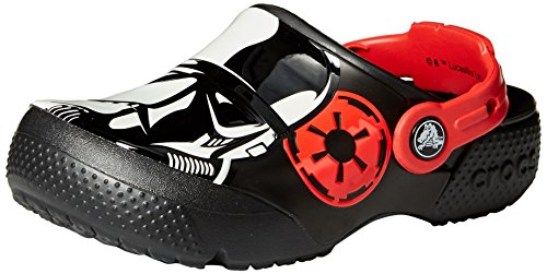 Crocs Kids' Crocsfunlab Stormtrooper Clog by Crocs