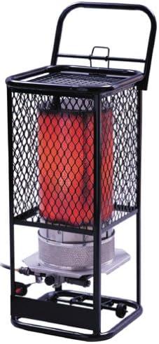 Mr. Heater F270800 125,000 BTU Portable Propane Radiant Heater