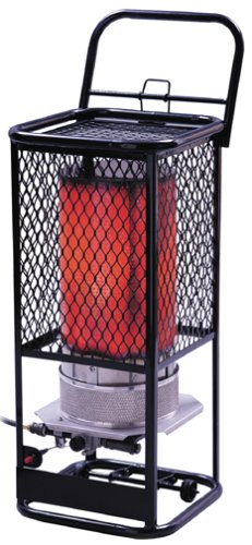 Mr. Heater F270800 125,000 BTU Portable Propane Radiant Heater by Mr. Heater