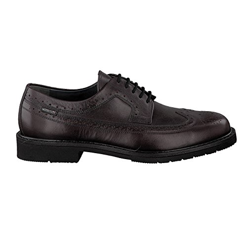 Mephisto Mannen Lace Up Brogues Wijn