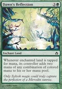 Fifth Dawn Game Card - Magic: the Gathering - Dawn's Reflection - Fifth Dawn