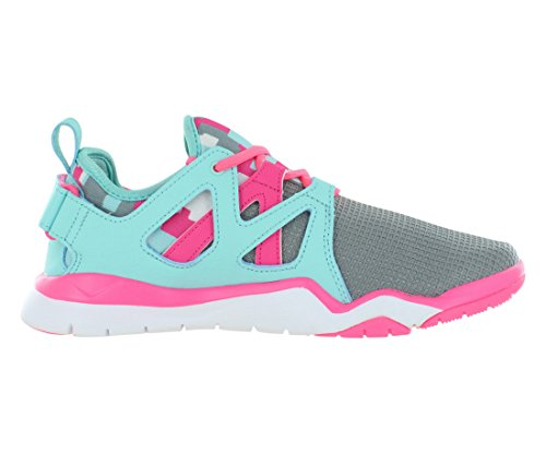 Training TR Shoes Grey Blue Size Pink Junior's White Reebok Zcut qwSEII
