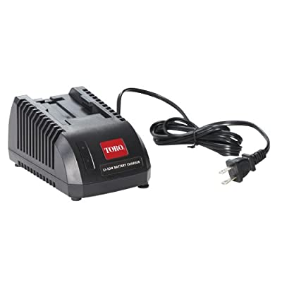 Toro 88500 Li-ion Replacement Charger, 20-volt Max