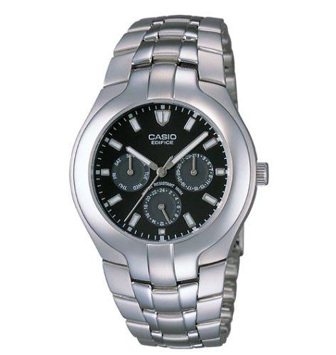 Casio EF304D-1AV - Reloj de Pulsera Hombre, Acero Inoxidable ...