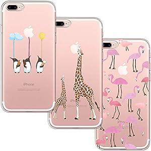 206a2873c8f Blossom01 3 Pack Funda Iphone 7 Plus Opiniones Buena Calidad Y Un