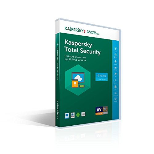 Kaspersky 2017 Total Security Device product image