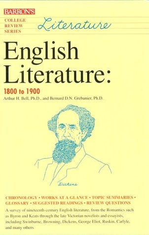 English Literature: 1800 To 1900 (Barron's College Review)