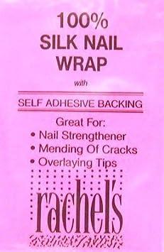 Rachels Adhesive Silk Nail Wrap (Pink) Rachels Nails