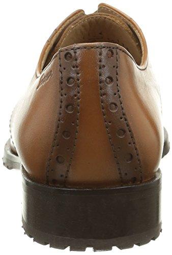 Sioux Balda - Zapatos Derby Mujer Marrón