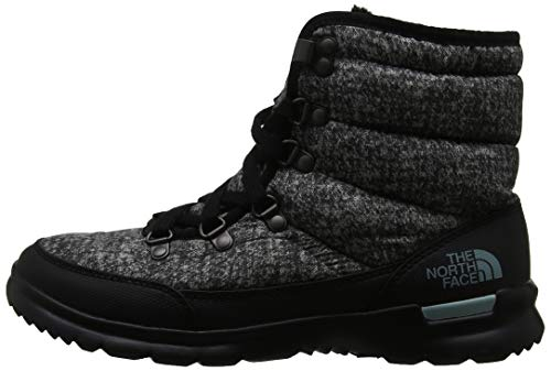 Lace Print Thermoball burnished Houndstooth Grey The Haze 5qp Face Ii Women's Boots North Snow blue wqIptP