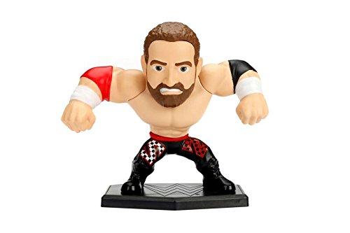 """Metals WWE Classic 4"""" Sami Zayn  Toy Figure"""