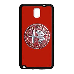 DAZHAHUI Alfa Romero sign fashion cell phone case for Samsung Galaxy Note3