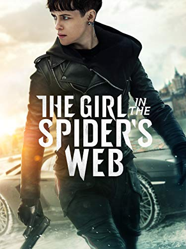 The Girl in the Spider's Web (4K UHD) -