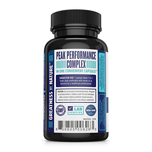 Zhou Nutrition Neuro-Peak Brain Support Supplement