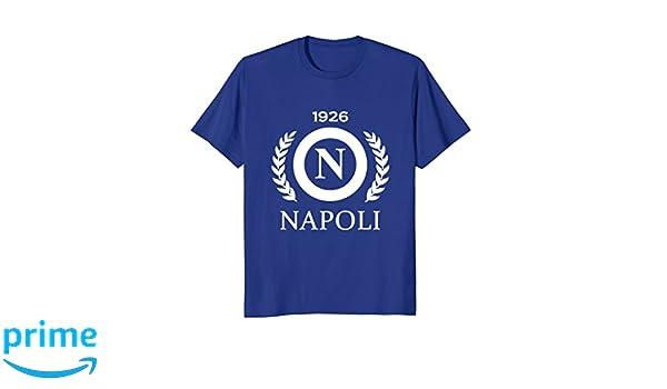 Amazon.com: Napoli Italy Soccer Calcio Futbol Camiseta TShirt Jerse: Clothing