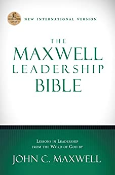 NIV, The Maxwell Leadership Bible, eBook by [Maxwell, John C.]
