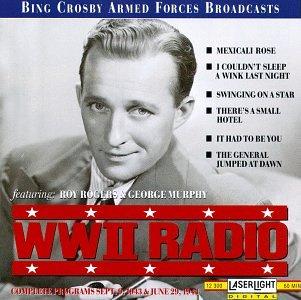 Price comparison product image WWII Radio Broadcast Complete Program Sept. 9, 1943 - June 29, 1944